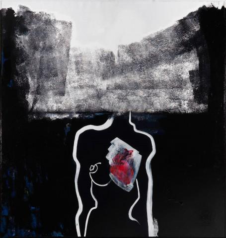 Cuore-di-Ghiaccio-acrilico-su-tela-150x150cm