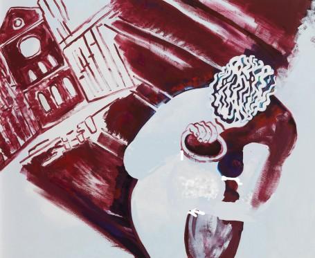 PANDORA-acrilico-su-tela170x150cm
